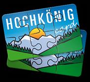 Die Hochkönig Card - Alle Inklusivleistungen