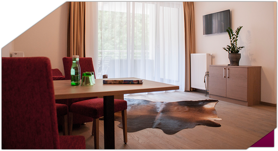 apart-hotel Bergtraum | Appartements
