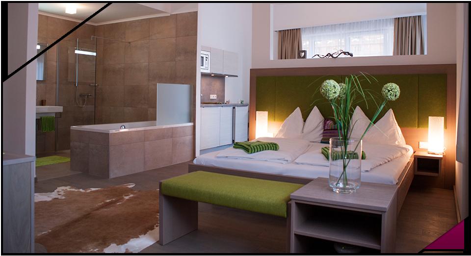 Apart-Hotel Bergtraum